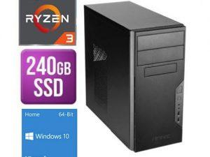 Pc Mot Tower PC AMD Ryzen 3 £420